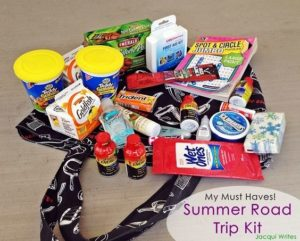 Must Haves For My Summer Road Trip Kit #ThisIsMySecret